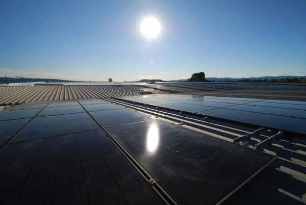 placas solares para pymes y empresas